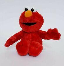 Sesame Street Elmo Plush Toy Mattel Kids Plushy Doll 2006