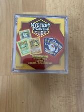 Pokemon Trading Card Game MYSTERY POWER CUBE FACTORY SEALED!