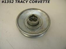 1950-1977 Generator Alternator Pulley Corvette & Other GM Vehicles GM# 1949355