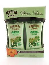 Hawaiian Tropic After Sun Moisturizer 2 Pk 480 mL - Lime Coolada Fragrance