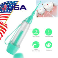 Portable Dental Water Jet Oral Irrigator Flosser Flossing Tooth SPA Pick Cleaner