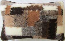 Almohada lana merina 100% Lana 40x80 lana merina Hecho en alemania