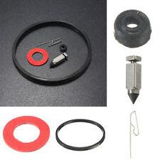 5pc Set Carburetor Repair Needle &Seat Bowl Gasket Replace Tool Tecumseh 631021B