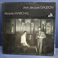 JEAN JACQUES GAUDON / JACQUES MARICHAL  Orgue et trompette 73504