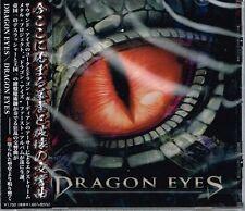 DRAGON EYES / Dragon Eyes CD NEW japan power metal Dragon Guardian