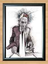 Keith Richards The Rolling Stones Pop Art Music A4 Print Poster Photo Picture