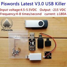 USB killer V3.0 U Disk Killer Miniature power module High Voltage Pulse Generato