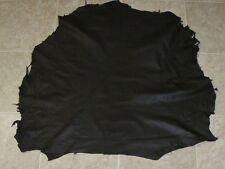 (Gcz8374-1) Hide of Dark Purple Brown Lambskin Leather Hide Skin