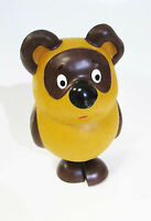 """Amazing walking toy """" Winnie-the-Pooh"""". Russian patent #4"""