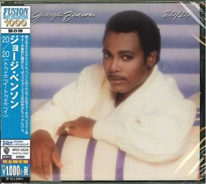George Benson - 20/20 (CD) JAPAN W/OBI   WPCR-28226
