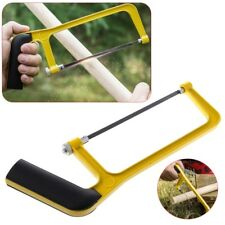 6 Inch Adjustable Hacksaw Saw with Aluminum Alloy Frame