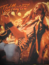 Winterland Label - 1995 TED NUGENT Great White Buffalo Concert Tour (XL) Shirt