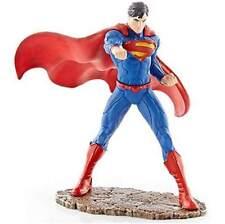 Schleich Justice League Superman collectible Figurine + WARRANTY✓ AUTHENTIC✓