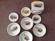 Vintage Barratts Delphatic-Whitecross-Racing Cars lot set c1950s Formula One