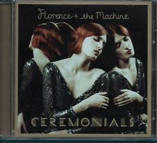 FLORENCE + THE MACHINE - Ceremonials - CD Album *FREE UK P&P*