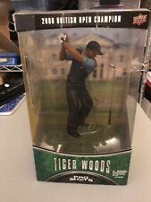 TIGER WOODS UPPER DECK PRO SHOTS 2000 BRITISH OPEN CHAMPION