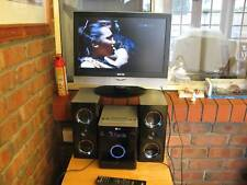 HOME THEATER SYSTEM COMPLETE WITH SCREEN AND SONY POWER SUB