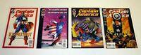 CAPTAIN AMERICA #450, 451, 452, 453 Marvel Comics Lot Run of 4 VF/NM-NM 1996