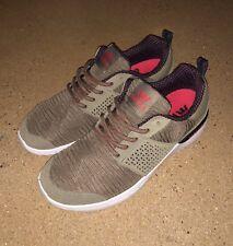 Supra Scissor Olive Stone Men's Size 10 US Running Skate Shoes Sneakers