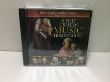 A Billy Graham Music Homecoming Bill and Gloria Gaither Volume Two CD 2001