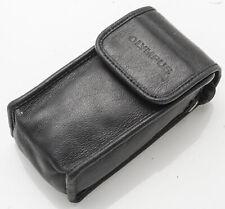Olympus Bereitschaftstasche camera case Schwarz für Olympus µ mju-II Zoom 80