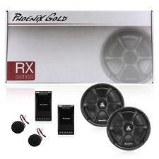 "Phoenix Gold RX65CS 6.5"" Component Speaker 150W Watts Car Audio with Tweeters"