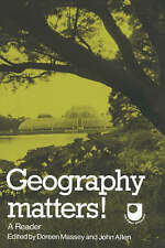 Geography Matters!: A Reader-ExLibrary