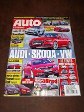 Auto Zeitung 3 / 2015 - Topstars von Audi , Skoda und VW, Tesla P85D