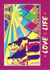 LOVE OF LIFE Rave Flyer Flyers 29/2/92 A4 THE PRODIGY Kelsey Kerridge Cambridge