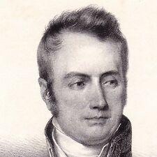Albin Roussin Dijon Côte d'Or Marine Impériale Amiral Napoléon Bonaparte 1835