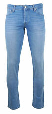 Jack & Jones Herren Jeans Hose JJIGLENN JJICON slim fit super stretch