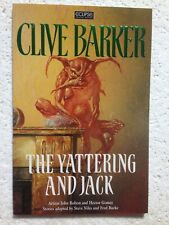 YATTERING AND JACK & How Spoilers Bleed CLIVE BARKER Eclipse Graphic Novel 1993