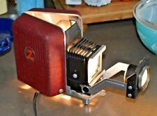 "Vintage Voigtlander Zett 150 Folding 35mm Projector ""The Z Box"""