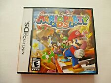 Nintendo DS Mario Party Ds Video Game 2007