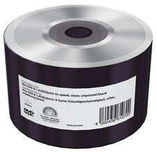 50 MediaRange Rohlinge Dvd-r Mini Silver blank 30min 1 4gb 4x Shrink
