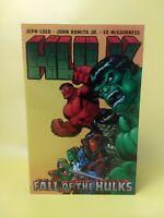 50% OFF GRAPHIC NOVELS: Hulk Fall of the Hulks TPB | RED HULK SHE HULK | Marvel