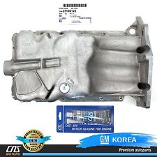 GENUINE Engine Oil Pan 11-15 GM Buick Encore Chevy Cruze Sonic Trax OEM 55573111