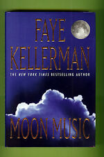 Moon Music by Faye Kellerman 1st edition,1st print, Signed Full Title-PG-