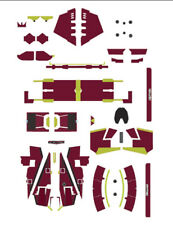 1/144 waterslide decals bandai star wars vehicle model 009 Jedi starfighter
