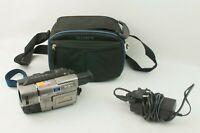 Sony Handycam CCD-TRV37 Video8 XR Camcorder Video Camera Nightshot
