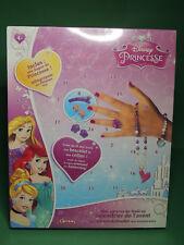 Calendrier de l' avent Princesse Bijoux collier Disney Lansay advent calendar