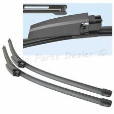 Audi A4 Mk2 Avant Bosch Flat Wiper Blades Windscreen Replacement 03-07 A016S