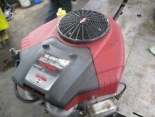 CRAFTSMAN LT1000 BRIGGS & STRATTON 18.5HP  GOOD RUNNING ENGINE MOTOR 407777