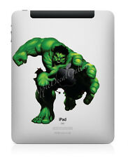 The Incredible Hulk Apple iPad 1 2 3 4 Air Cover Decal Sticker Skin Decals HK