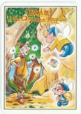 CPM - Walt Disney - TARAM and The Chaudron Magic - Ref / 5 - Postcard