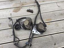 Piaggio X9 250 front brakes.