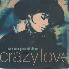 "CE CE PENISTON ""CRAZY LOVE"" 7"" UK PRESS"