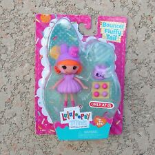 Bouncer Fluffy Tail Target Bunny Marshmallow Easter Mini Lalaloopsy Doll MGA