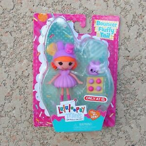Bouncer Fluffy Tail Target Bunny Marshmallow Easter Mini Lalaloopsy Doll MGA