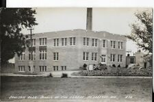 real photo postcard jamison bldg school of the ozarks, pt lookout, missouri